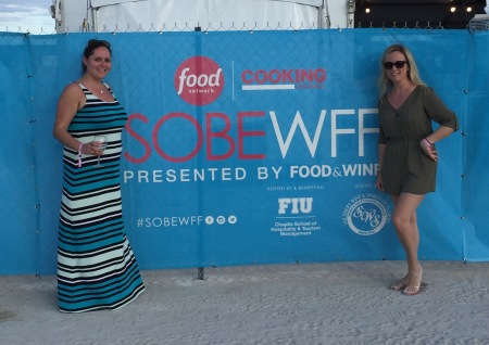 Miami for the SOBE Winefest!