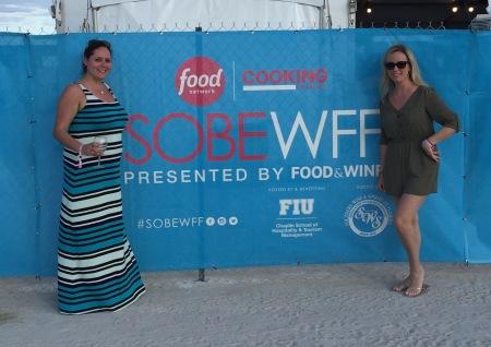 Miami for the SOBE Winefest!